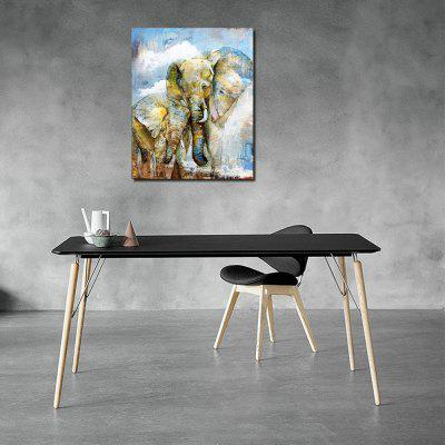 Modern Abstract Decorative Printing Elephant Minimalist Home Wall Art PaintingPrints<br>Modern Abstract Decorative Printing Elephant Minimalist Home Wall Art Painting<br><br>Craft: Print<br>Form: One Panel<br>Material: Canvas<br>Package Contents: 1 x Prints<br>Package size (L x W x H): 55.00 x 5.00 x 5.00 cm / 21.65 x 1.97 x 1.97 inches<br>Package weight: 0.6000 kg<br>Painting: Without Inner Frame<br>Product size (L x W x H): 40.00 x 50.00 x 0.03 cm / 15.75 x 19.69 x 0.01 inches<br>Product weight: 0.4000 kg<br>Shape: Vertical Panoramic<br>Style: Accent / Decorative, Modern / Contemporary, Office/Business, Antique, Colorful, Jewelry<br>Subjects: Vintage<br>Suitable Space: Living Room,Bathroom,Bedroom,Dining Room,Office,Hotel,Cafes,Kids Room,Hallway,Kids Room,Study Room / Office,Boys Room,Girls Room,Game Room