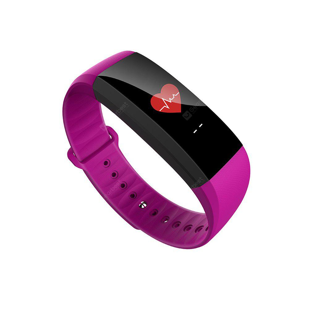 M99 Bluetooth Smart Bracelet Heart Rate Blood Oxygen Pressure Monitor Wrist Band IP67 Waterproof Smart