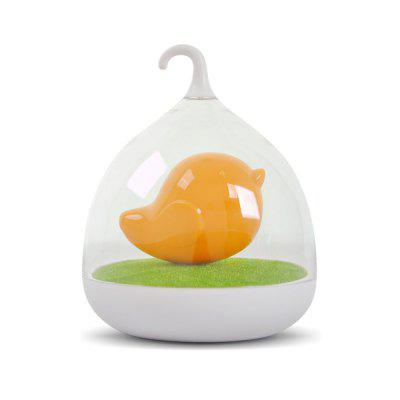 Bird Cage LED Lamp Intelligent Touch Sensor Charging Night Lights Sleeping in Fairy Tale Charging for Kids Gift