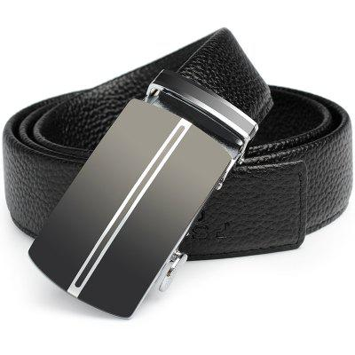 Mens Business Casual Leather BeltMens Belts<br>Mens Business Casual Leather Belt<br><br>Belt Length: 125<br>Belt Material: Cowskin<br>Belt Silhouette: Buckle<br>Gender: For Men<br>Group: Adult<br>Package Contents: 1 x Belt<br>Package size (L x W x H): 1.00 x 1.00 x 1.00 cm / 0.39 x 0.39 x 0.39 inches<br>Package weight: 0.3200 kg<br>Pattern Type: Others<br>Product weight: 0.3000 kg<br>Style: Formal