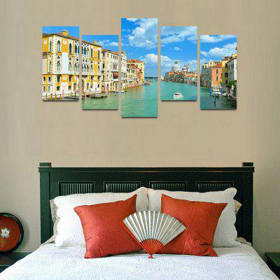MailingArt F07 5 Panels Landscape Wall Art Painting Home Decor Canvas PrintPrints<br>MailingArt F07 5 Panels Landscape Wall Art Painting Home Decor Canvas Print<br><br>Craft: Print<br>Form: Five Panels<br>Material: Canvas<br>Package Contents: 5 x Print<br>Package size (L x W x H): 82.00 x 32.00 x 12.00 cm / 32.28 x 12.6 x 4.72 inches<br>Package weight: 1.8000 kg<br>Painting: Include Inner Frame<br>Shape: Horizontal Panoramic<br>Style: Natural<br>Subjects: Landscape<br>Suitable Space: Boys Room,Cafes,Corridor,Dining Room,Girls Room,Hotel,Kids Room,Kitchen,Living Room,Office,Study Room / Office