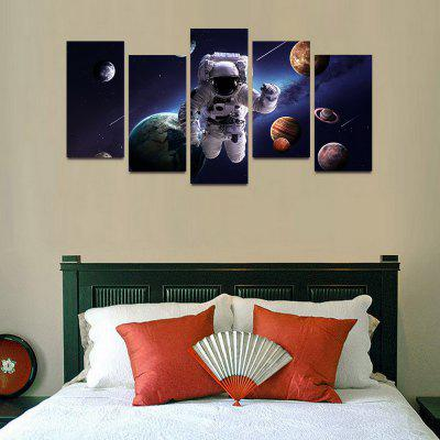 MailingArt F09 5 Panels Landscape Wall Art Painting Home Decor Canvas PrintPrints<br>MailingArt F09 5 Panels Landscape Wall Art Painting Home Decor Canvas Print<br><br>Craft: Print<br>Form: Five Panels<br>Material: Canvas<br>Package Contents: 5 x Print<br>Package size (L x W x H): 82.00 x 32.00 x 12.00 cm / 32.28 x 12.6 x 4.72 inches<br>Package weight: 1.8000 kg<br>Painting: Include Inner Frame<br>Shape: Horizontal Panoramic<br>Style: Natural<br>Subjects: Movie Star<br>Suitable Space: Bedroom,Cafes,Dining Room,Hallway,Hotel,Kids Room,Kids Room,Kitchen,Living Room,Office,Study Room / Office