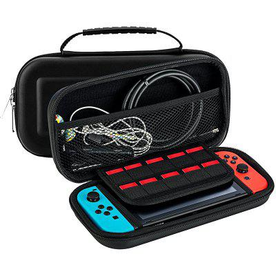 New Portable EVA Shell Protective Carrying Bag Hard Travel Case for Nintendo Switch