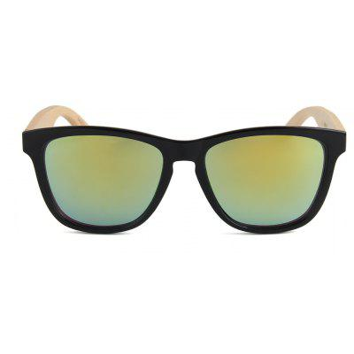 True Film Bamboo Legs Sunglasses Europe and The United States Popular Wood Glasses Color Film Trendy 1042Mens Sunglasses<br>True Film Bamboo Legs Sunglasses Europe and The United States Popular Wood Glasses Color Film Trendy 1042<br><br>Frame material: Other<br>Gender: Unisex<br>Group: Adult<br>Lens material: CR-39<br>Package Contents: 1 x Pair of Sunglasses<br>Package size (L x W x H): 14.00 x 14.50 x 4.30 cm / 5.51 x 5.71 x 1.69 inches<br>Package weight: 0.0500 kg<br>Style: Oval