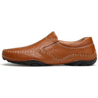 ZEACAVA Fashion Mens Spring Business Leather ShoesMen's Oxford<br>ZEACAVA Fashion Mens Spring Business Leather Shoes<br><br>Available Size: 39-44<br>Closure Type: Slip-On<br>Embellishment: Ruched<br>Gender: For Men<br>Occasion: Office &amp; Career<br>Outsole Material: Rubber<br>Package Contents: 1xShoes(pair)<br>Pattern Type: Solid<br>Season: Spring/Fall<br>Toe Shape: Round Toe<br>Toe Style: Closed Toe<br>Upper Material: PU<br>Weight: 1.2000kg