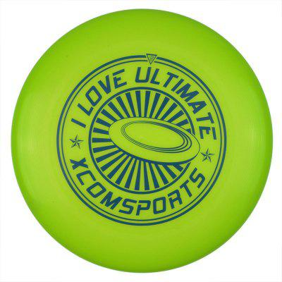 Training Frisbee Flying Disc For Beginner Teenager Outdoor Sport Disc Saucers Green