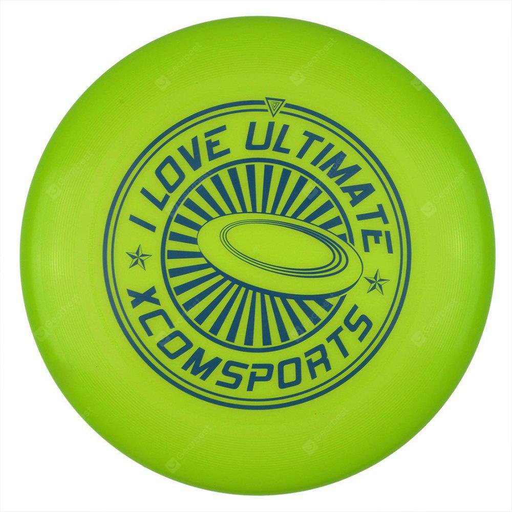 Training Frisbee Flying Disc For Beginner Teenager Outdoor Sport Disc Saucers Green GREEN