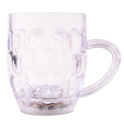 Lighting Platinum Beer Cup LED Flashing Inductive