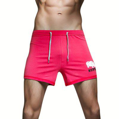 Daifansen New Mens Casual Home ShortsMens Shorts<br>Daifansen New Mens Casual Home Shorts<br><br>Closure Type: Elastic Waist<br>Fit Type: Straight<br>Front Style: Flat<br>Length: Short<br>Material: Cotton<br>Package Contents: 1 x Shorts<br>Style: Casual<br>Waist Type: Mid<br>Weight: 0.1500kg