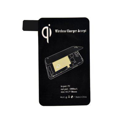 Cwxuan Qi Wireless Charger Transmitter for Samsung Galaxy S5