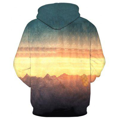 3D Cool Fashion Printed HoodieMens Hoodies &amp; Sweatshirts<br>3D Cool Fashion Printed Hoodie<br><br>Material: Cotton<br>Package Contents: 1 x Hoodie<br>Shirt Length: Regular<br>Sleeve Length: Three Quarter<br>Style: Fashion<br>Weight: 0.4300kg
