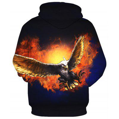 Eagle Digital Printing HoodieMens Hoodies &amp; Sweatshirts<br>Eagle Digital Printing Hoodie<br><br>Material: Cotton<br>Package Contents: 1 x Hoodie<br>Shirt Length: Regular<br>Sleeve Length: Full<br>Style: Fashion<br>Weight: 0.3900kg