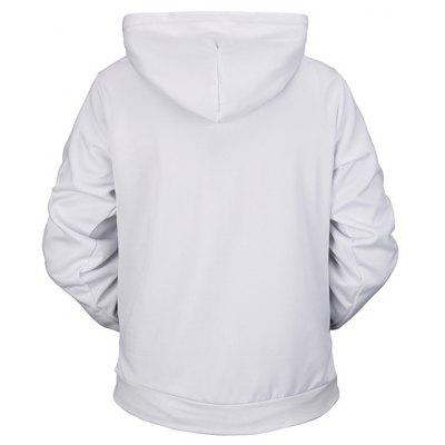 Traditional Long-Sleeved 3D Printed HoodieMens Hoodies &amp; Sweatshirts<br>Traditional Long-Sleeved 3D Printed Hoodie<br><br>Material: Cotton<br>Package Contents: 1 x Hoodie<br>Shirt Length: Regular<br>Sleeve Length: Full<br>Style: Fashion<br>Weight: 0.4300kg