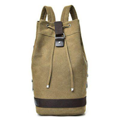 Canvas Sports Drum Bag Travel Computer Backpack UnisexBackpacks<br>Canvas Sports Drum Bag Travel Computer Backpack Unisex<br><br>For: Traveling, Climbing, Cycling, Camping, Hiking, Adventure<br>Material: Canvas<br>Package Contents: 1 x Backpack<br>Package size (L x W x H): 30.00 x 10.00 x 46.00 cm / 11.81 x 3.94 x 18.11 inches<br>Package weight: 0.7500 kg<br>Product size (L x W x H): 24.00 x 23.00 x 45.00 cm / 9.45 x 9.06 x 17.72 inches<br>Product weight: 0.7000 kg<br>Type: Backpack