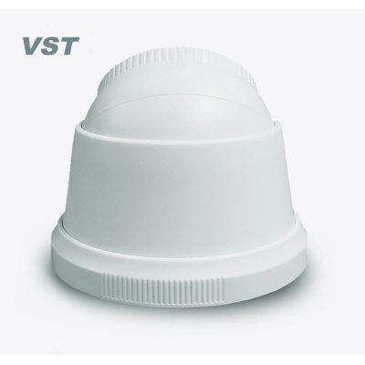 VS-N2203P25 POE Built-in MIC 2MP IR Dome IP 30M Onvif CCTV Camera IndoorIP Cameras<br>VS-N2203P25 POE Built-in MIC 2MP IR Dome IP 30M Onvif CCTV Camera Indoor<br><br>APP: Danale<br>APP Language: English,French,Spanish,Portuguese,Russian,German,Italian,Chinese<br>Audio Compression Mode: G.711<br>Audio Input: Built-in mic.<br>Backlight Compensation: Auto<br>Color: White<br>Compatible Operation Systems: Windows 7,Microsoft Windows 98/ ME /2000/ XP,Mac OS,Android,IOS,Microsoft Windows 98 / ME / 2000 / XP<br>Connection: Wired<br>Electronic Shutter: Auto<br>Environment: Home<br>Exterior Material: Plastic<br>Features: HD<br>FOV: 80 degree<br>Frame Rate (FPS): 20fps@1080P(1920?1080) &amp;25/30fps@960P(1280*960) @720P(1280*720)<br>Image Adjustment: Brightness,Contrast,Color saturation,Shutter adjustable,Hue,Sharpness<br>Image Freq.: 1080P (1 - 20fps) /720P (1 - 25/30fps) (Main Stream) D1/CIF (1 - 25/30fps)<br>Infrared Distance: 30m<br>Infrared Sensitivity: Yes<br>IP camera performance: Night Vision, Backlight Compensation<br>IP Mode: Dynamic IP address<br>Language: English,Chinese<br>Maximum Monitoring Range: 80 degrees, 30 meters<br>Minimum Illumination: 0.01Lux/F1.2 (Color) 0.005Lux/ F1.2 (B/W); 0Lux/ F1.2 (IR on)<br>Mobile Access: Android,IOS,Windows Mobile,iPhone OS<br>Model: VS-N2203P25<br>Motion Detection Distance: Can be adjustable<br>Mount Types: Wall bracket<br>Operate Temperature (?): -20°C~+60°C<br>Package Contents: 1 x  2MP IR Dome Network Camera , 1 x Software CD with English User Manual , 1 x Installation screws , 1 x Retail Packaging Box.<br>Package size (L x W x H): 12.50 x 12.50 x 10.50 cm / 4.92 x 4.92 x 4.13 inches<br>Package weight: 0.2900 kg<br>Picture Sharpness: 1080P (1920x1080)/960P (1280x960) / 720P (1280x720) /D1 (704x576) / CIF (352x288)<br>Pixels: 2MP<br>Product size (L x W x H): 10.70 x 10.70 x 9.00 cm / 4.21 x 4.21 x 3.54 inches<br>Protocol: TCP,IP,RTP,HTTPS,MUTP,ONVIF<br>Resolution: 1920 ? 1080<br>S/N Ration: More than 50dB<br>Safety: Administr