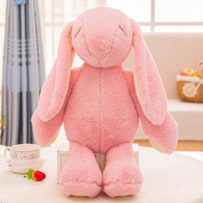 Girl Plush Doll Toy Creative Cute Rabbit Birthday GiftStuffed Cartoon Toys<br>Girl Plush Doll Toy Creative Cute Rabbit Birthday Gift<br><br>Features: Stuffed and Plush<br>Materials: Plush, PP Cotton<br>Package Contents: 1 x Plush Toy<br>Package size: 20.00 x 10.00 x 35.00 cm / 7.87 x 3.94 x 13.78 inches<br>Package weight: 0.6000 kg<br>Product size: 30.00 x 15.00 x 58.00 cm / 11.81 x 5.91 x 22.83 inches<br>Series: Fashion<br>Theme: Other,Leisure