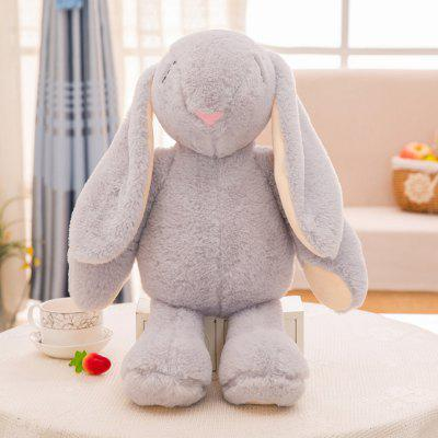 Girl Plush Doll Toy Creative Cute Rabbit Birthday GiftStuffed Cartoon Toys<br>Girl Plush Doll Toy Creative Cute Rabbit Birthday Gift<br><br>Features: Stuffed and Plush<br>Materials: Plush, PP Cotton<br>Package Contents: 1 x Plush Toy<br>Package size: 15.00 x 8.00 x 25.00 cm / 5.91 x 3.15 x 9.84 inches<br>Package weight: 0.3000 kg<br>Product size: 20.00 x 10.00 x 38.00 cm / 7.87 x 3.94 x 14.96 inches<br>Series: Fashion<br>Theme: Other,Leisure