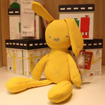 Girl Plush Rabbit Toy Birthday GiftStuffed Cartoon Toys<br>Girl Plush Rabbit Toy Birthday Gift<br><br>Features: Cartoon, Stuffed and Plush<br>Materials: Plush, PP Cotton<br>Package Contents: 1 x Plush Toy<br>Package size: 35.00 x 25.00 x 15.00 cm / 13.78 x 9.84 x 5.91 inches<br>Package weight: 0.7000 kg<br>Product size: 35.00 x 15.00 x 70.00 cm / 13.78 x 5.91 x 27.56 inches<br>Series: Fashion,Ethnic<br>Theme: Other,Leisure