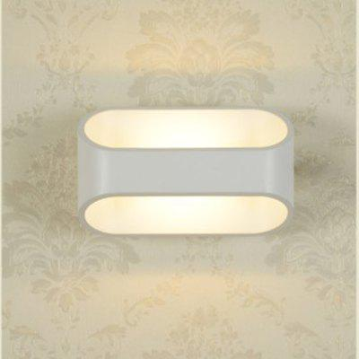 CW502 Fashion Stainless Steel Abrasive LED Wall Lamp