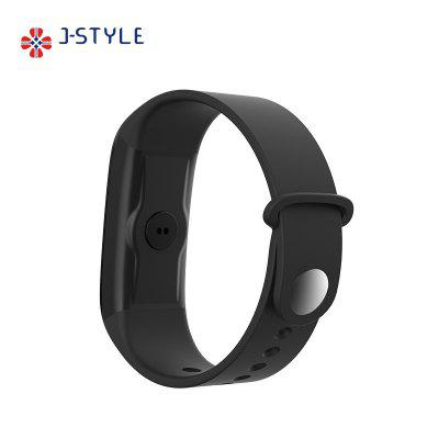 J Style 1638 Real Time Heart Rate Wearable Activity WristbandSmart Watches<br>J Style 1638 Real Time Heart Rate Wearable Activity Wristband<br><br>Alert type: Vibration<br>Band material: Silicone<br>Battery  Capacity: 70mAh<br>Bluetooth Version: Bluetooth 4.0<br>Case material: PC<br>Compatability: Above iOS 8.0 and Android 5.0<br>Compatible OS: IOS, Android<br>Functions: Camera remote control, Message, Call reminder, Steps counting, Distance recording, Bluetooth dialing, Sleep management, Measurement of heart rate, Notification of app, Incoming calls show, SMS Reminding, Pedometer, Date, Alarm Clock, Time<br>Language: English<br>Notification type: Wechat, Twitter, WhatsApp, Facebook<br>Operating mode: Touch Screen<br>Package Contents: 1x main tracker, 1x Gift box, 1x manual<br>Package size (L x W x H): 49.50 x 35.00 x 21.50 cm / 19.49 x 13.78 x 8.46 inches<br>Package weight: 0.3500 kg<br>People: Male table,Female table<br>Product size (L x W x H): 9.80 x 6.80 x 9.80 cm / 3.86 x 2.68 x 3.86 inches<br>Shape of the dial: Rectangle