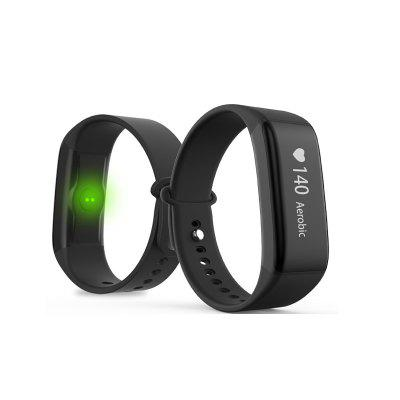 J Style 1638 Real Time Heart Rate Wearable Activity Wristband