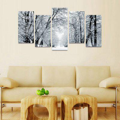 MailingArt FIV198  5 Panels Landscape Wall Art Painting Home Decor Canvas PrintPrints<br>MailingArt FIV198  5 Panels Landscape Wall Art Painting Home Decor Canvas Print<br><br>Craft: Print<br>Form: Five Panels<br>Material: Canvas<br>Package Contents: 5 x Print<br>Package size (L x W x H): 82.00 x 32.00 x 12.00 cm / 32.28 x 12.6 x 4.72 inches<br>Package weight: 1.8000 kg<br>Painting: Include Inner Frame<br>Shape: Horizontal Panoramic<br>Style: Natural<br>Subjects: Landscape<br>Suitable Space: Bedroom,Cafes,Dining Room,Hallway,Hotel,Kids Room,Kids Room,Kitchen,Living Room,Office,Study Room / Office