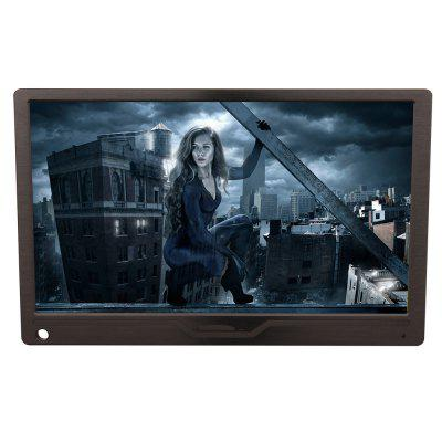 SIBOLAN S13 13.3 inch IPS 2560x1440 QHD Portable Monitor with HDMI Input Ultra Slim Build-in Speakers