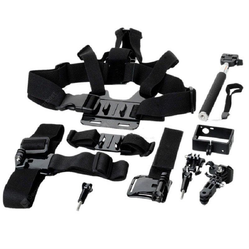 7 in 1 Action Camera Mount Accessories Set for GoPro Hero 3/3+/4
