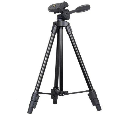 New High Quality SLR Camera TripodPhoto Studio Accessories<br>New High Quality SLR Camera Tripod<br><br>Compatible with: Mobile phone, Digital Camera, Projector, DSLR, Telephoto Lens<br>Folded Length (cm): 41<br>Leg Sections: 3<br>Material: Aluminium Alloy<br>Max Height (cm): 125<br>Minimum Height (cm): 41<br>Package Contents: 1 x The Tripod Suit , 1 x Horse Package<br>Package size (L x W x H): 46.00 x 10.00 x 10.00 cm / 18.11 x 3.94 x 3.94 inches<br>Package weight: 0.8000 kg<br>Production type: Tripod