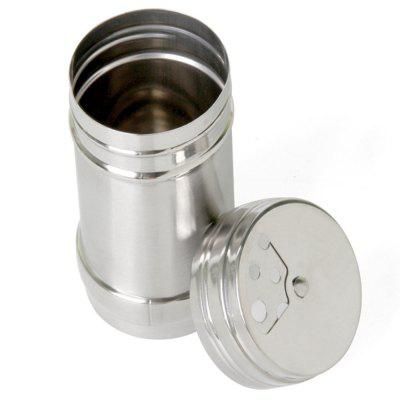 3 Pcs Stainless Steel Spice Jar Seasoning Can Sugar Box Kitchen ToolFruit &amp; Vegetable Tools<br>3 Pcs Stainless Steel Spice Jar Seasoning Can Sugar Box Kitchen Tool<br><br>Material: Stainless Steel<br>Package Contents: 1 x Spice Jar Set<br>Package size (L x W x H): 12.00 x 12.00 x 16.00 cm / 4.72 x 4.72 x 6.3 inches<br>Package weight: 0.1900 kg<br>Type: Cookware