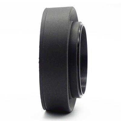 Photography Universal Rubber Telescopic Lens HoodPhoto Studio Accessories<br>Photography Universal Rubber Telescopic Lens Hood<br><br>Applicable Camera Brand: Universal<br>Package Contents: 1 x Lens Hood<br>Package size (L x W x H): 11.00 x 11.00 x 3.00 cm / 4.33 x 4.33 x 1.18 inches<br>Package weight: 0.0490 kg<br>Product size (L x W x H): 9.70 x 9.70 x 5.50 cm / 3.82 x 3.82 x 2.17 inches<br>Product weight: 0.0460 kg
