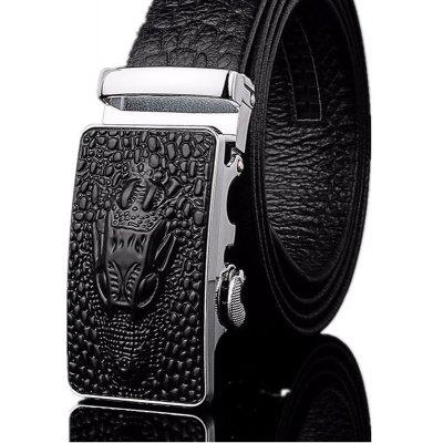New Men's Automatic Belt Trend Casual