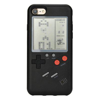 Real Working Classic Games Digital Screen TPU Protector Anti-shock Retro Game Console Style Case for iPhone 6 Plus /6S PiPhone Cases/Covers<br>Real Working Classic Games Digital Screen TPU Protector Anti-shock Retro Game Console Style Case for iPhone 6 Plus /6S P<br><br>Compatible for Apple: iPhone 6S Plus<br>Features: Back Cover, Bumper Frame<br>Material: Plastic, Aluminium Alloy<br>Package Contents: 1 x Phone case<br>Package size (L x W x H): 20.00 x 11.00 x 2.00 cm / 7.87 x 4.33 x 0.79 inches<br>Package weight: 0.1300 kg<br>Product weight: 0.0640 kg<br>Style: Vintage, Novelty