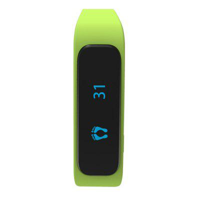 Bluetooth Smart Wristband With/ Bluetooth Headset Call Reminder/ Sports Track Pedometer BraceletSmart Watches<br>Bluetooth Smart Wristband With/ Bluetooth Headset Call Reminder/ Sports Track Pedometer Bracelet<br><br>Alert type: Vibration<br>Band material: TPU<br>Battery  Capacity: 80mah<br>Bluetooth Version: Bluetooth 4.0<br>Case material: Plastic<br>Charging Time: About 120mins<br>Compatability: Android system 4.3 version  or above ; IOS system 7.1 version or above ;Iphone 4S and above<br>Compatible OS: IOS, Android<br>Functions: Call reminder, Calories burned measuring, Steps counting, Distance recording, Listen to music, Hand-free calls, Sleep management, Notification of app, Incoming calls show, Pedometer, Date, Alarm Clock, Time<br>Language: English<br>Operating mode: Press button<br>Package Contents: 1 x smart bracelet,2 x English User Guide,1 x Charging line,1 x Certificate of approval,<br>Package size (L x W x H): 16.00 x 10.00 x 2.50 cm / 6.3 x 3.94 x 0.98 inches<br>Package weight: 0.1450 kg<br>People: Male table,Female table<br>Product weight: 0.0300 kg<br>Shape of the dial: Rectangle<br>Standby time: 10?