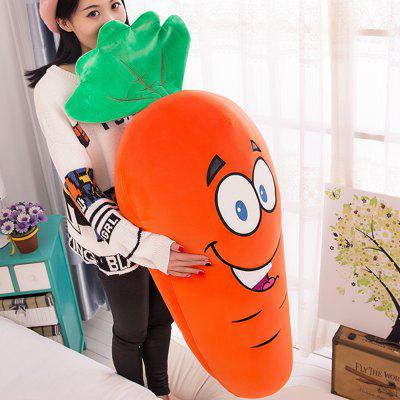 Girl Plush Doll Creative Cute Carrot  Birthday Gift ToyStuffed Cartoon Toys<br>Girl Plush Doll Creative Cute Carrot  Birthday Gift Toy<br><br>Features: Stuffed and Plush<br>Materials: Other, PP Cotton<br>Package Contents: 1 x Plush Toy<br>Package size: 15.00 x 15.00 x 30.00 cm / 5.91 x 5.91 x 11.81 inches<br>Package weight: 0.3000 kg<br>Product size: 8.00 x 8.00 x 25.00 cm / 3.15 x 3.15 x 9.84 inches<br>Product weight: 0.3000 kg<br>Series: Fashion<br>Theme: Other