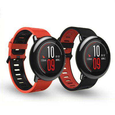 Design Adjust Size WaterProof Lightweight Ventilate Sports Wristband Strap Band for Xiaomi HUAMI AMAZFIT A1602Smart Watch Accessories<br>Design Adjust Size WaterProof Lightweight Ventilate Sports Wristband Strap Band for Xiaomi HUAMI AMAZFIT A1602<br><br>Color: Black,Red<br>Compatible with: Huami Amazfit<br>Package Contents: 1 xSports Wristband Strap Band<br>Package size: 8.00 x 7.00 x 1.00 cm / 3.15 x 2.76 x 0.39 inches<br>Package weight: 0.0200 kg