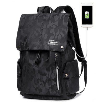 Raycell Waterproof Laptop Backpack College Student School For Teenagers Anti-theft Bags