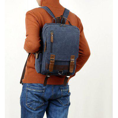 USB Port Canvas and Crazy Horse Leaper Cross Body Messenger Shoulder Backpack Travel Rucksack Sling BagBackpacks<br>USB Port Canvas and Crazy Horse Leaper Cross Body Messenger Shoulder Backpack Travel Rucksack Sling Bag<br><br>Closure Type: Zipper<br>Gender: For Women,For Men<br>Handbag Type: Crossbody bag<br>Main Material: Canvas<br>Occasion: Versatile<br>Package Contents: 1 x Bag<br>Package size (L x W x H): 11.50 x 33.50 x 24.50 cm / 4.53 x 13.19 x 9.65 inches<br>Package weight: 0.8500 kg<br>Pattern Type: Solid<br>Product size (L x W x H): 11.00 x 33.00 x 24.00 cm / 4.33 x 12.99 x 9.45 inches<br>Product weight: 0.8000 kg<br>Style: Casual