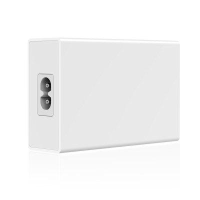 5 Ports Intelligent AC Power Adapter 40W 8A USB Wall Charger For Cellphone Tablet Travel Multi Port Home EU PlugChargers &amp; Cables<br>5 Ports Intelligent AC Power Adapter 40W 8A USB Wall Charger For Cellphone Tablet Travel Multi Port Home EU Plug<br><br>Accessories type: Power Adapter<br>Battery Brand: no<br>Battery Capacity (mAh): no<br>Battery Current: no<br>Battery Voltage: no<br>Colors: Black,White<br>Material: ABS<br>Model: XBX09<br>Package Contents: 1 x 5-Port USB Charger<br>Package size (L x W x H): 14.50 x 5.50 x 12.00 cm / 5.71 x 2.17 x 4.72 inches<br>Package weight: 0.0240 kg<br>Product weight: 0.0120 kg