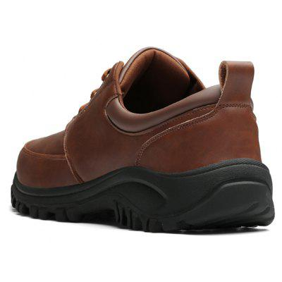 Men Casual Business Wear Resistance Outsole Comfy Soft Ankle Oxfords ShoesMen's Oxford<br>Men Casual Business Wear Resistance Outsole Comfy Soft Ankle Oxfords Shoes<br><br>Available Size: 38-45<br>Closure Type: Lace-Up<br>Embellishment: None<br>Gender: For Men<br>Outsole Material: Rubber<br>Package Contents: 1 x shoes (pair)<br>Pattern Type: Solid<br>Season: Spring/Fall<br>Toe Shape: Round Toe<br>Toe Style: Closed Toe<br>Upper Material: Leather<br>Weight: 1.2000kg