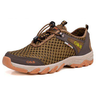 Mens Fashion Outdoor Breathable Leather Mesh ShoesMen's Sneakers<br>Mens Fashion Outdoor Breathable Leather Mesh Shoes<br><br>Available Size: 39-44<br>Closure Type: Lace-Up<br>Feature: Breathable<br>Gender: Unisex<br>Outsole Material: Rubber<br>Package Contents: 1xShoes(pair)<br>Package Size(L x W x H): 27.00 x 19.00 x 9.00 cm / 10.63 x 7.48 x 3.54 inches<br>Package weight: 1.2000 kg<br>Pattern Type: Others<br>Season: Spring/Fall<br>Upper Material: PU