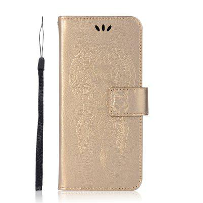 Owl Campanula Fashion Wallet Cover For Samsung Galaxy S9 Phone Bag With Stand PU Extravagant Flip Leather Case