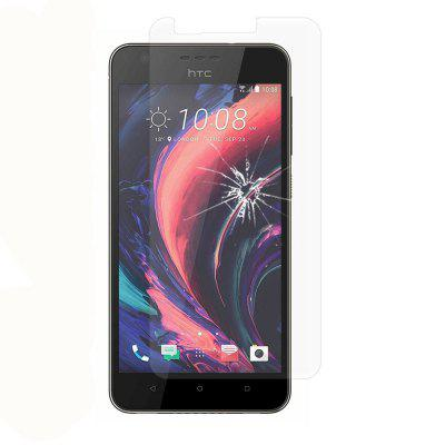 2PCS Screen Protector for HTC Desire 10 High Sensitivity HD Full Coverage Clear Premium Tempered Glass