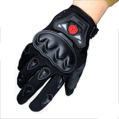 High End Motorcycle Gloves for Outdoor RidingMotorcycle Gloves<br>High End Motorcycle Gloves for Outdoor Riding<br><br>Accessories type: Motorcycle Gloves<br>Gender: Universal<br>Package Contents: 1 x glove<br>Package size (L x W x H): 28.00 x 14.00 x 7.00 cm / 11.02 x 5.51 x 2.76 inches<br>Package weight: 0.8000 kg<br>Product size (L x W x H): 23.00 x 12.00 x 7.00 cm / 9.06 x 4.72 x 2.76 inches<br>Product weight: 0.1600 kg