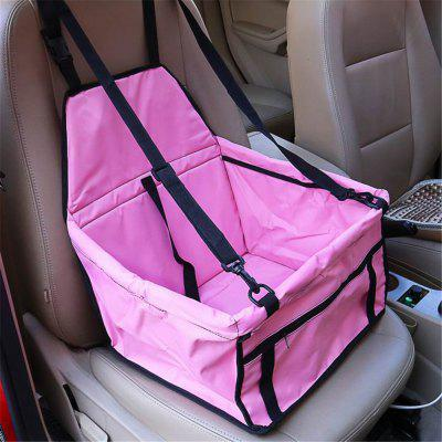 Pet Dog Cat Car Seat Bag Carriers Small Animal Mat Blanket Safety Belt Cover Mat Protector