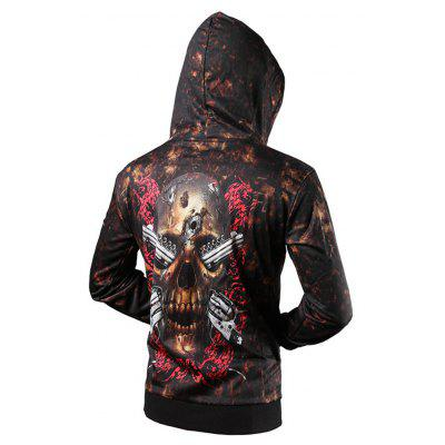 3D Skeleton Three-Dimensional Printing Personalized Cardigan HoodieMens Hoodies &amp; Sweatshirts<br>3D Skeleton Three-Dimensional Printing Personalized Cardigan Hoodie<br><br>Material: Cotton<br>Package Contents: 1 x Hoodie<br>Shirt Length: Regular<br>Sleeve Length: Full<br>Style: Fashion<br>Weight: 0.3900kg