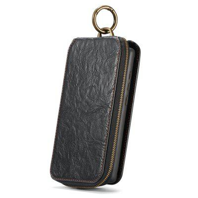 CaseMe for Samsung Galaxy Note 8 Zipper Wallet PU Case Multifunctional 15 ID 2 Cash Slots Upright Open Detachable CoverSamsung Note Series<br>CaseMe for Samsung Galaxy Note 8 Zipper Wallet PU Case Multifunctional 15 ID 2 Cash Slots Upright Open Detachable Cover<br><br>Brand: CaseMe<br>Color: Black,Red,Brown<br>Compatible for Samsung: Samsung Galaxy Note 8<br>Features: Anti-knock, Button Protector, With Lanyard, With Credit Card Holder, Bumper Frame, Full Body Cases, Back Cover<br>Material: PC, TPU, PU Leather, Metal<br>Package Contents: 1 x Phone Case<br>Package size (L x W x H): 18.60 x 8.80 x 3.90 cm / 7.32 x 3.46 x 1.54 inches<br>Package weight: 0.2610 kg<br>Product size (L x W x H): 18.50 x 8.70 x 3.80 cm / 7.28 x 3.43 x 1.5 inches<br>Product weight: 0.2510 kg<br>Style: Leather, Retro