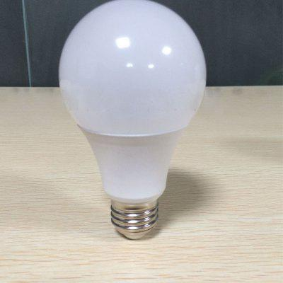 8PCS Aluminum Plastic Bulb Lamp 5W Light Source E27 Screw
