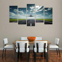 MailingArt F041 5 Panels Landscape Wall Decor coupons