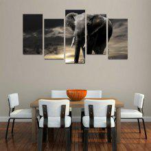 MailingArt F054 Landscape Canvas Wall Print coupons